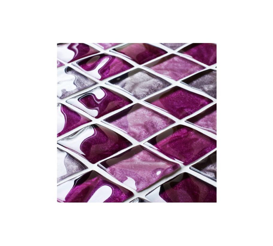 Reflections Textured Glass Mosaics