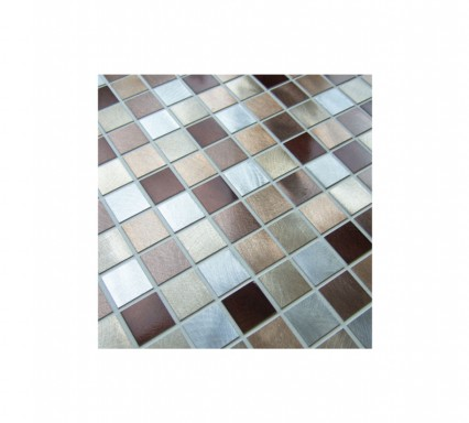 Metal Works Mosaic Tiles