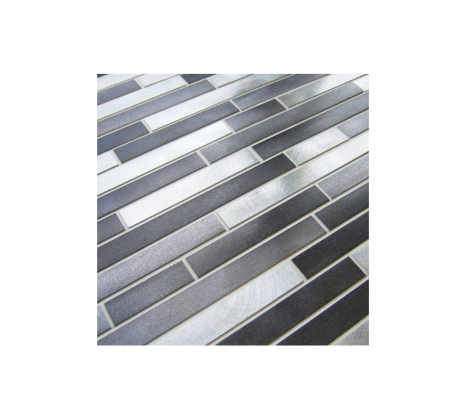Metal Works Mosaic Brick Tiles