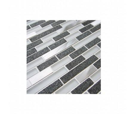 Metal Works Mosaic Brick Tiles