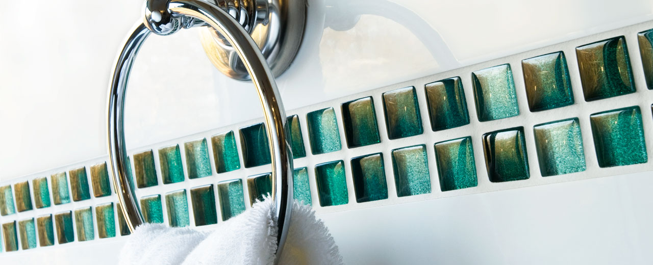Reflections Glass Mosaic Tiles